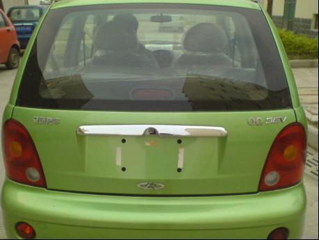 奇瑞电动汽车qq3_汽车吧; 第一批奇瑞qq3ev纯电动.