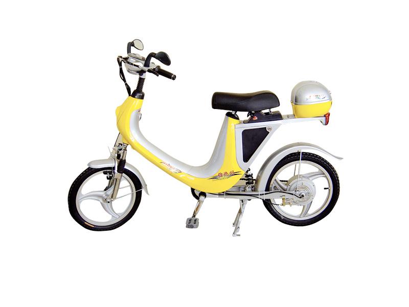 电动自行车及其控制器简介图片