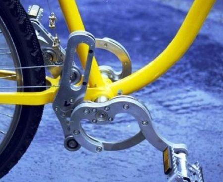 自行车传动原理 自行车棘轮机构传动原理图片