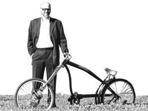 世界上最万无一失的自行车无线刹车系统