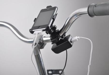 Thanko自行车充电套件