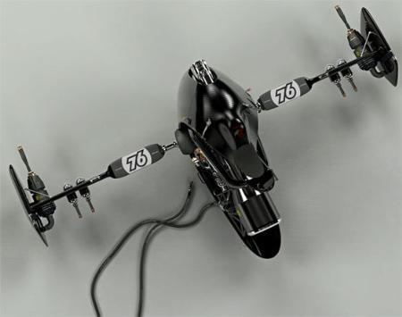 空中战车角斗士自行车