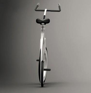 前轮驱动的Diamove折叠自行车
