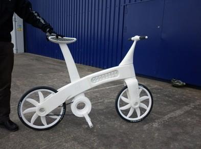 技术创新先锋:空中自行车
