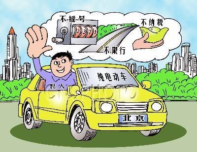 中国电动汽车未来发展趋势