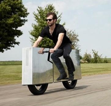 炫酷电动摩托车Moto Undone