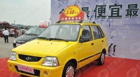 .68万 我是江南TT纯电动车高清图片