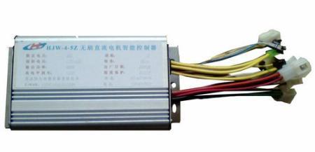 电动车有刷控制器和无刷控制器有什么区别?