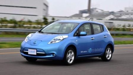 日产汽车将对聆风电动车电池老化过快问题进行调查高清图片
