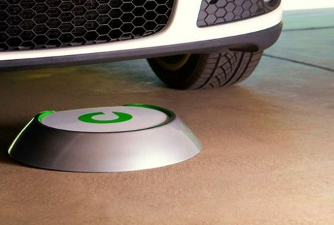 无线充电技术很有可能是启动电动汽车市场的关键