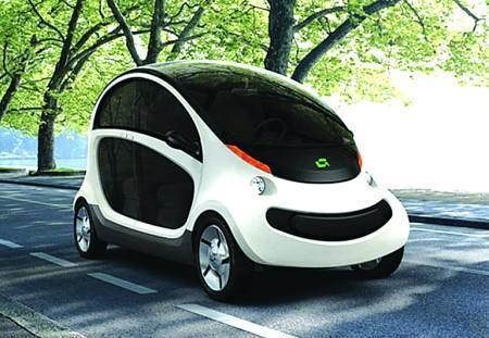 電動汽車將是未來汽車行業的主要發展方向.-電動汽車或改變未來交高清圖片