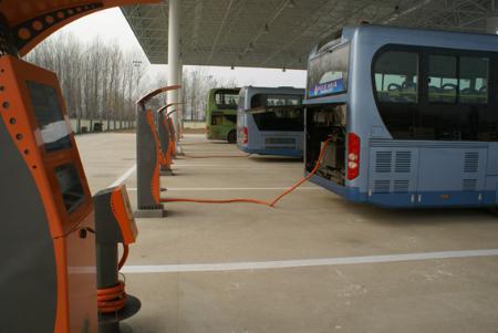 电动公交车广泛推广的可行性报告