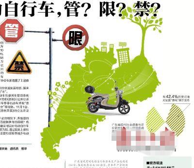 电动自行车,管?限?禁?