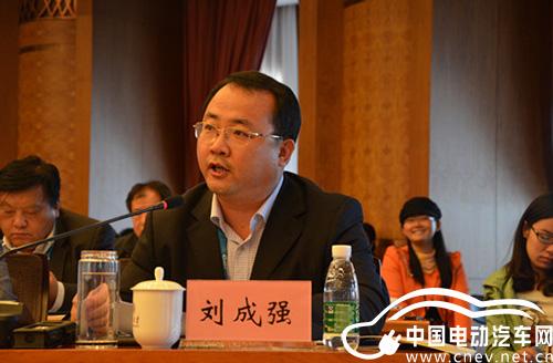刘成强:低速电动车能圆13亿老百姓舒适出行梦