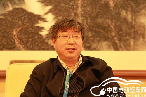 尹同跃:新能源汽车是奇瑞发展的重中之重