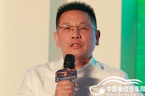 鲍文光:新能源汽车共享模式未来将更快发展