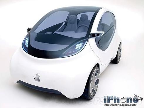 谁跟你开玩笑!苹果电动车iCar就要来了