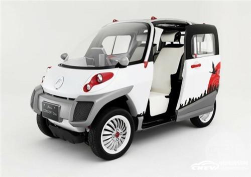 这才是真正的低速纯电动汽车!