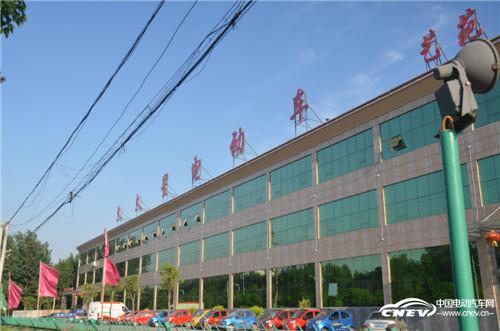 大风起兮云飞扬——记久久星新能源车辆有限公司董事长刘发扬