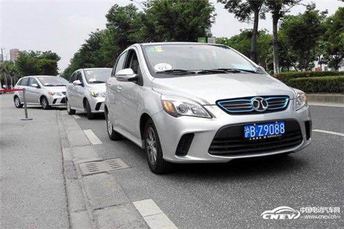 上海浦东电动汽车补贴6月30日到期