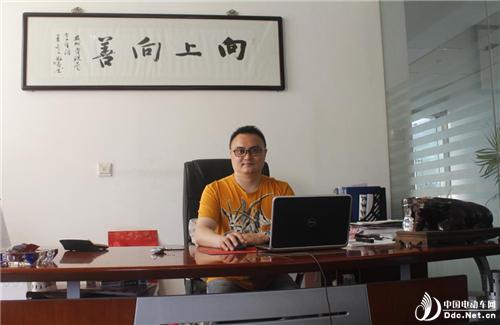 爱玛刘志军 他是怎么做到年销4万辆?