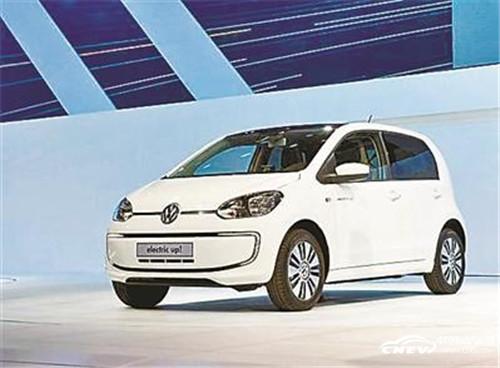 大众对中国电动汽车市场看好
