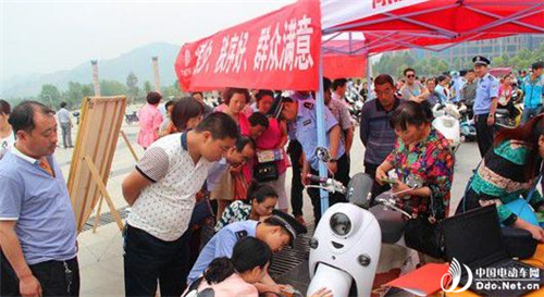 中国电动车实名制是大势所趋?