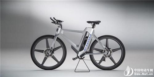 无汗模式帮你省力 福特智能电动自行车