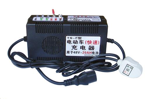 10问电动车充电器充电故障
