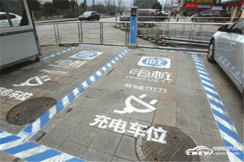 上海规定新能源汽车停车位比例不低于10%