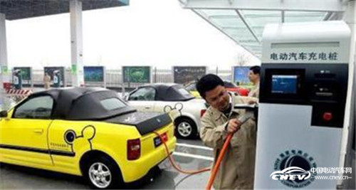 电动汽车充电设施规划已通过部委会签或本月发布