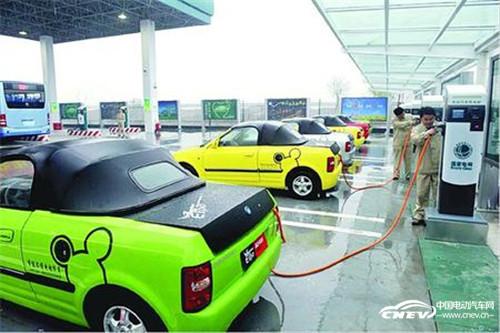新能源汽车充电国标有望8月出台修订版