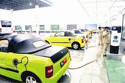重庆出台全国首个电动汽车基础设施建设标准