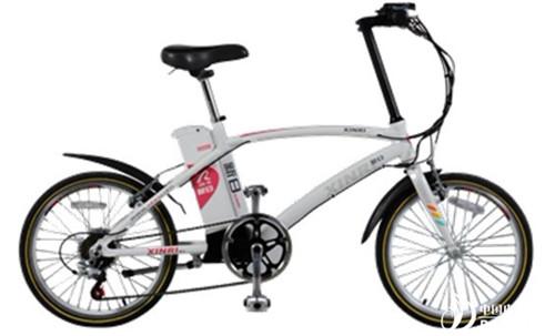 中国电动自行车发展史