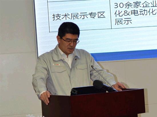 北汽集团刘伟: 今年力争实现2万台电动汽车的销售目标
