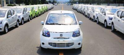 无锡供电服务新能源汽车应用高清图片