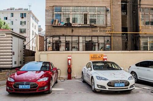 尘埃落定电动汽车充电标准通过技术审查