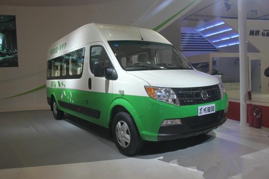 纯电动商用车10月份生产1.96万辆