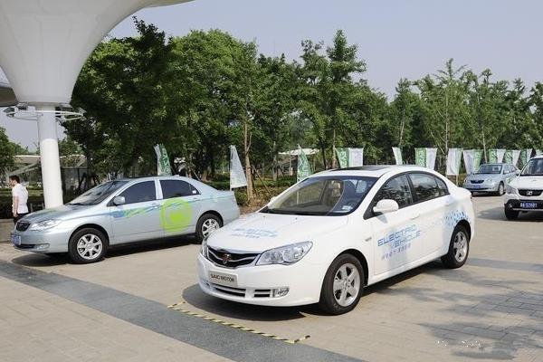上海新能源汽车推广应用数量领跑全国