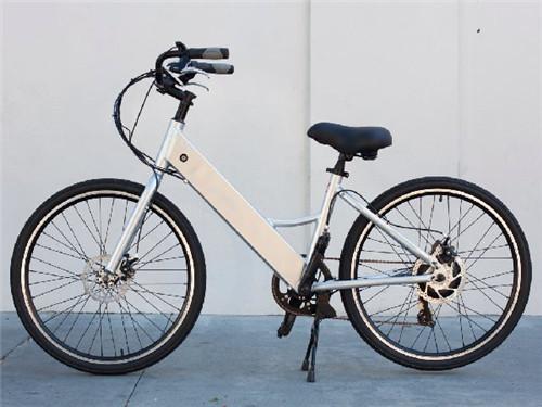 全球最具创意的五款电动自行车