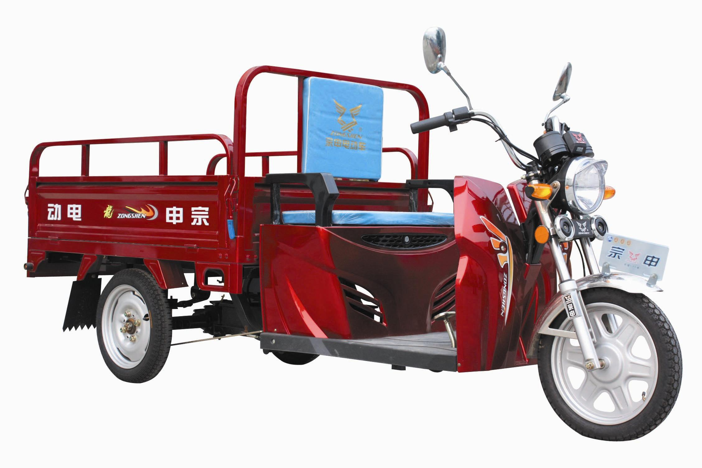 电动三轮车强制性国家标准终于要有了!