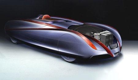 摩根量产电动汽车官图发布 将亮相日内瓦