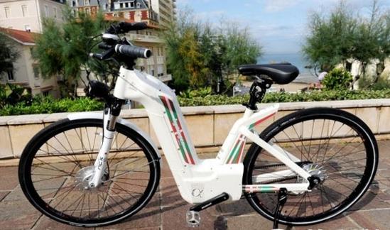 首款氢能源电动自行车:售价2300欧元