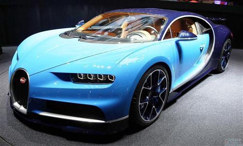 布加迪考虑打造电动汽车和四门轿车 不考虑SUV