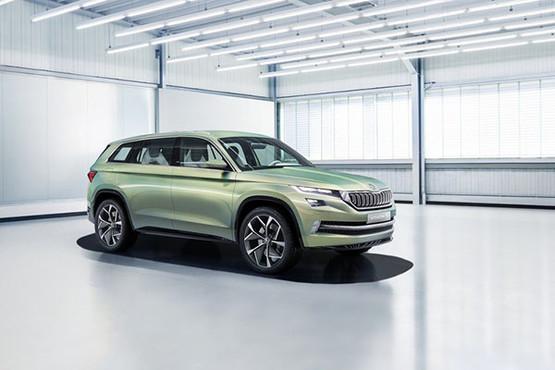 斯柯达计划推全新电动车型 或2020发布