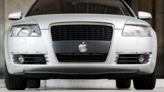 苹果在柏林与麦格纳联手造电动汽车