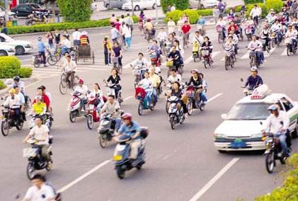 厦门市政府研究通过电动自行车管理若干规定草案