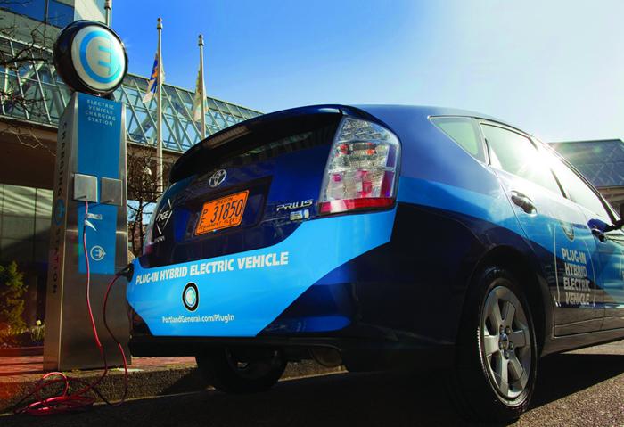 日本电动汽车充电站达4万座 已超过加油站