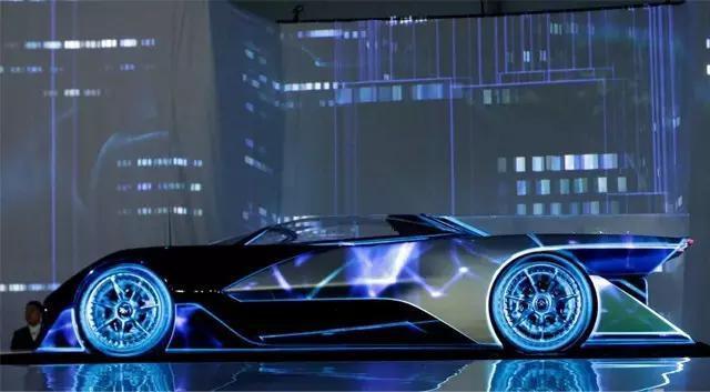 向特斯拉挑战 这五家中国电动车企业入驻美国加州