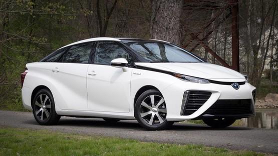 2016款丰田Mirai官图发布 采用氢燃料
